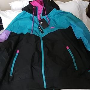 Nike loose fit jacket